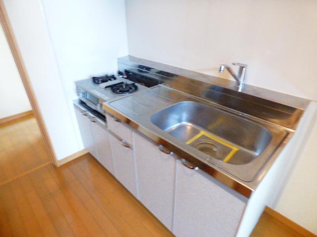 アッパルタメント・ロッソ 101号室のキッチン