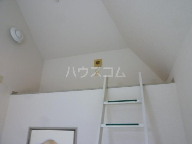 ジュネパレス津田沼第24 206号室のベッドルーム