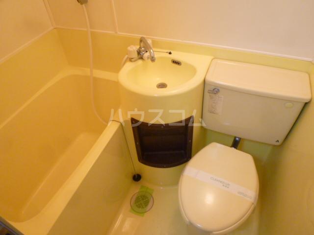 ジュネパレス津田沼第24 206号室の風呂