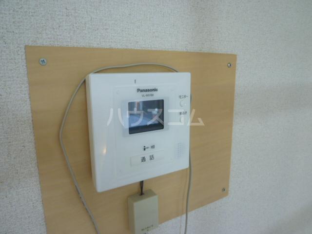 ジュネパレス津田沼第24 206号室のセキュリティ