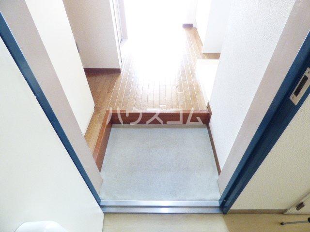 カーサ・アイ・エム 102号室の玄関