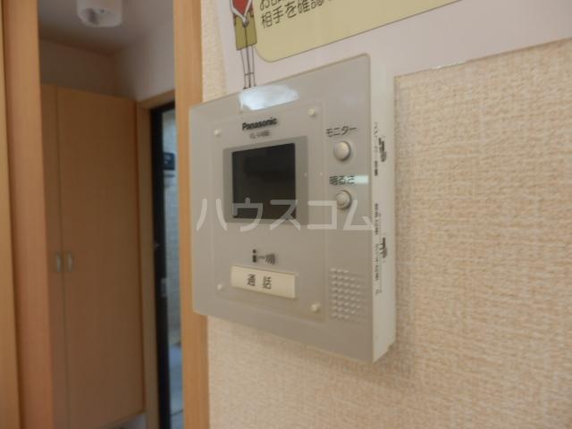 アークヒルズJ 201号室のセキュリティ