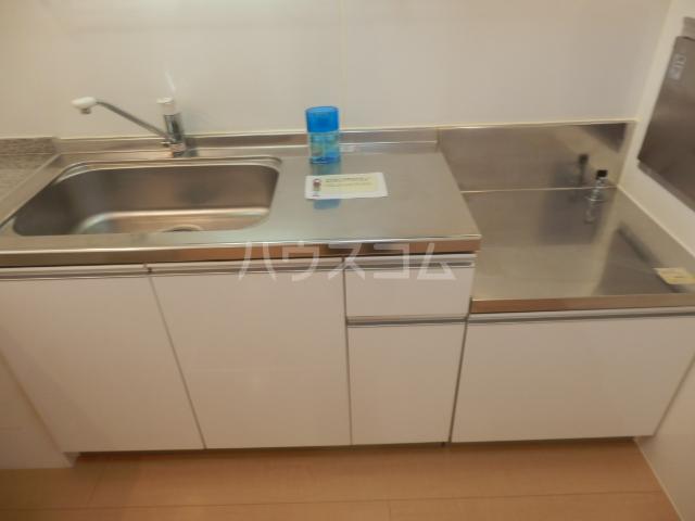 アークヒルズJ 201号室のキッチン