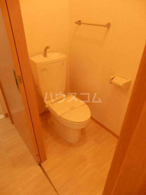 アークヒルズJ 201号室のトイレ
