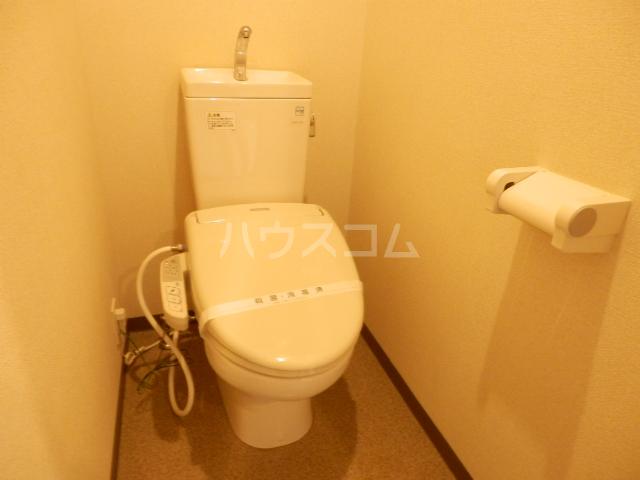 ラ・コート・ドール津田沼 315号室のトイレ