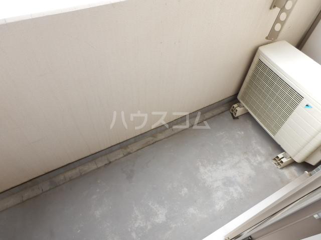 ラ・コート・ドール津田沼 315号室のバルコニー