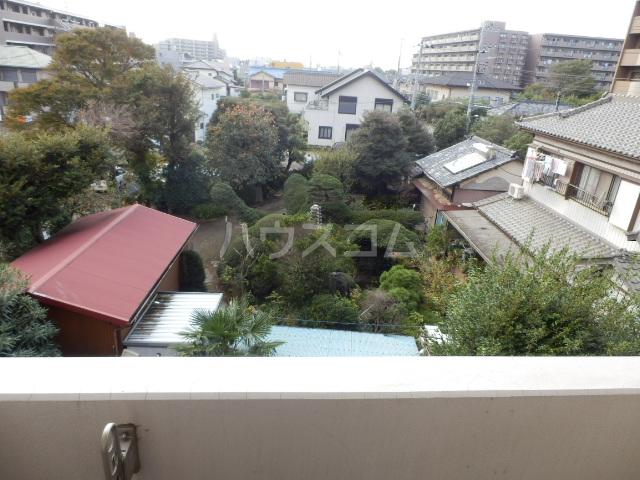 ラ・コート・ドール津田沼 315号室の景色