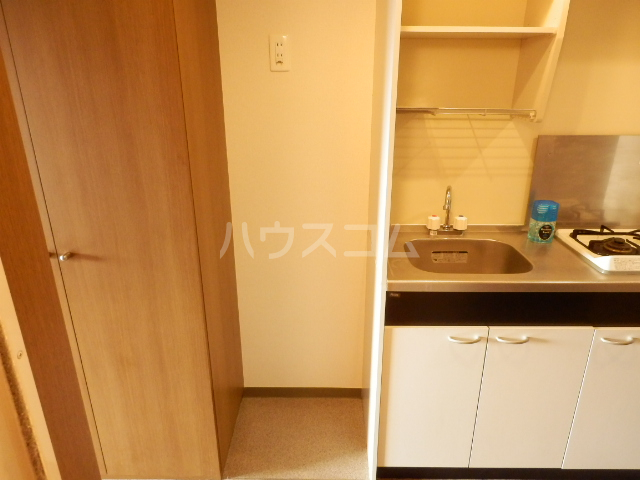 ラ・コート・ドール津田沼 315号室のキッチン