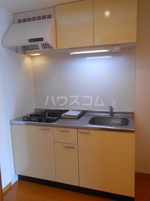 ガレット幕張本郷 304号室のキッチン