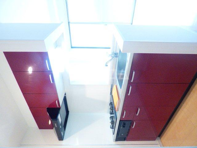 Riria幕張壱番館 402号室のキッチン