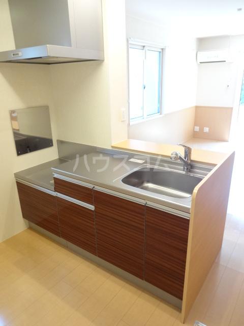 サンセット 105号室のキッチン