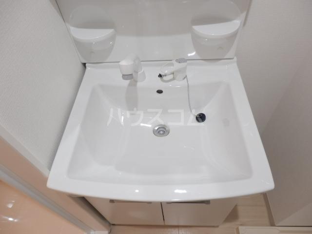 ブリリアント大木 205号室の洗面所