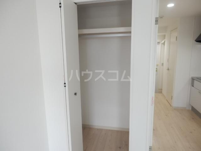 ブリリアント大木 301号室の収納