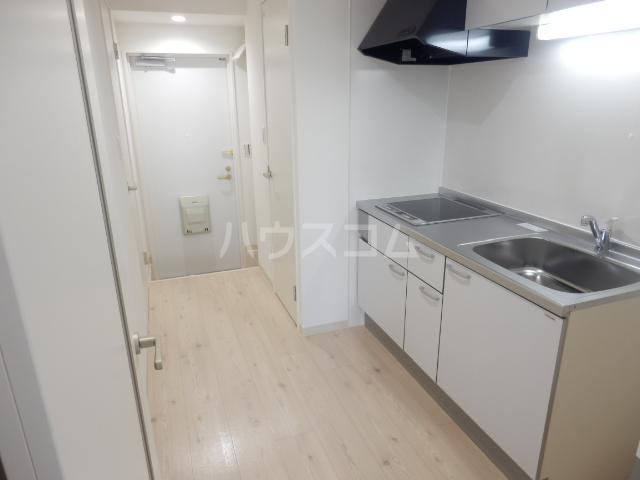 ブリリアント大木 301号室のキッチン