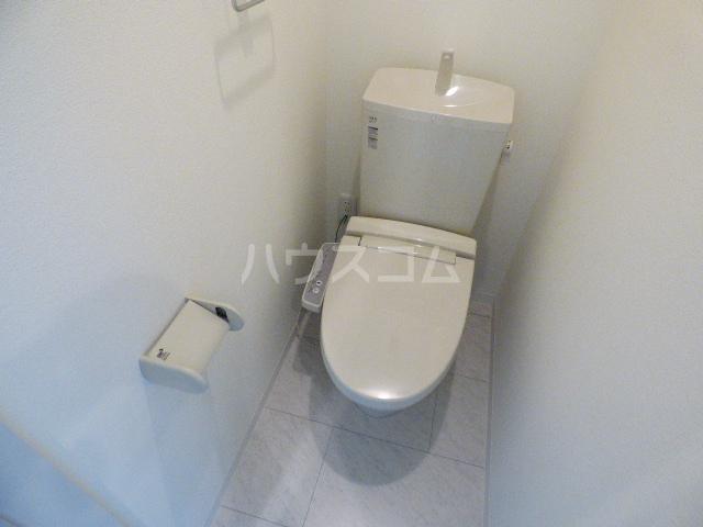 iris(アイリス) 101号室のトイレ