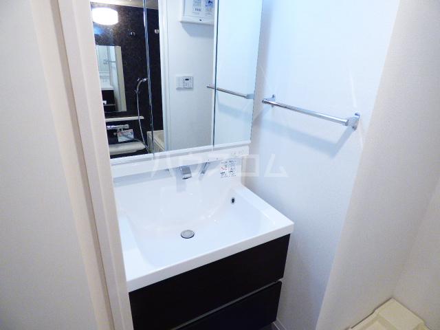 Casa Y 105号室の洗面所