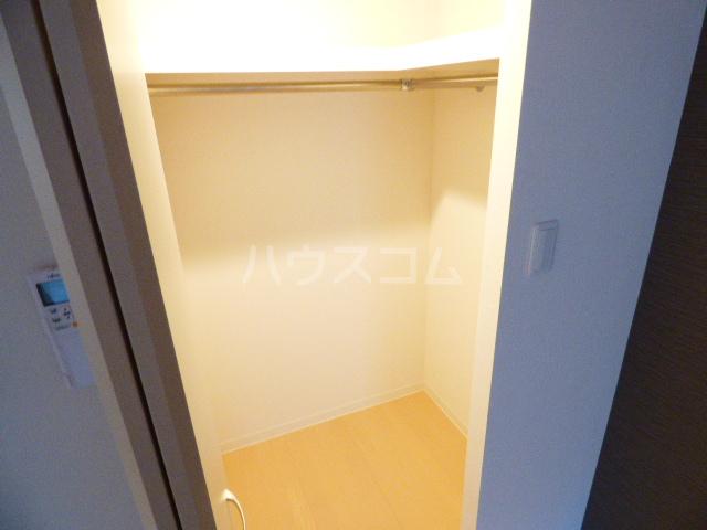 Casa Y 105号室の収納