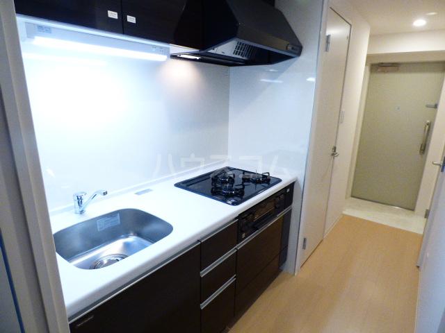 Casa Y 105号室のキッチン