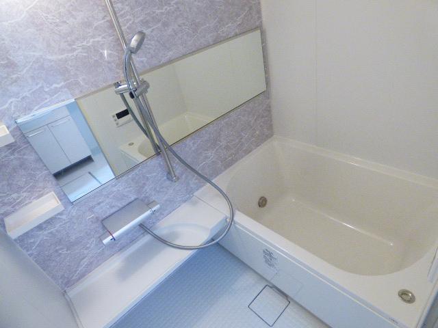 さくら館Ⅴ 203号室の風呂