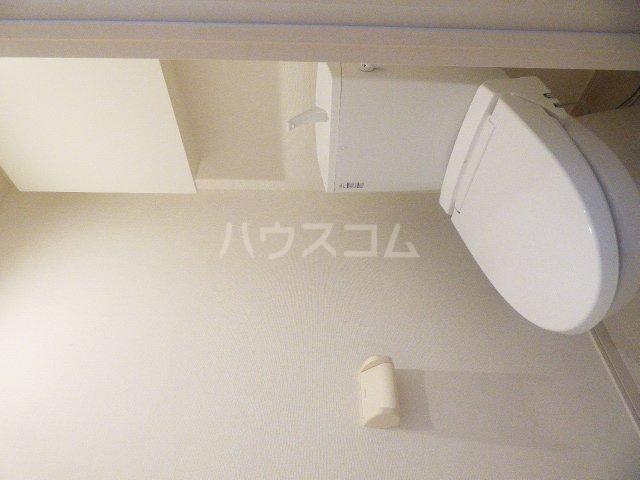 リブリ・クリサンセマム幕張 203号室のトイレ
