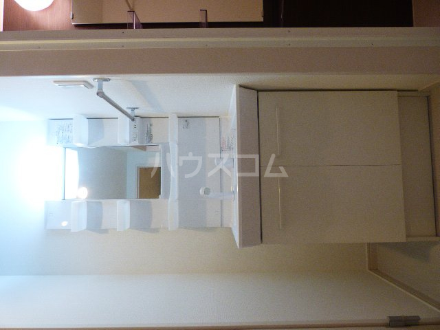 リブリ・クリサンセマム幕張 203号室の洗面所