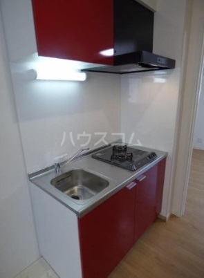 AJ津田沼NorthⅠ 103号室のキッチン