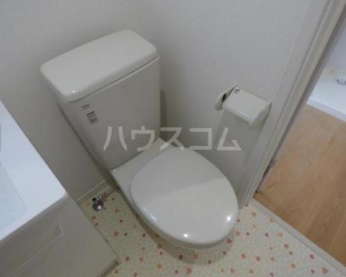AJ津田沼NorthⅠ 103号室のトイレ