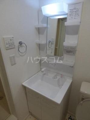 AJ津田沼NorthⅠ 103号室の洗面所
