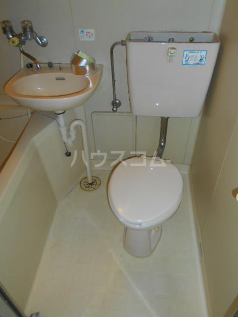 南船橋ザ・レジデンス 208号室のトイレ