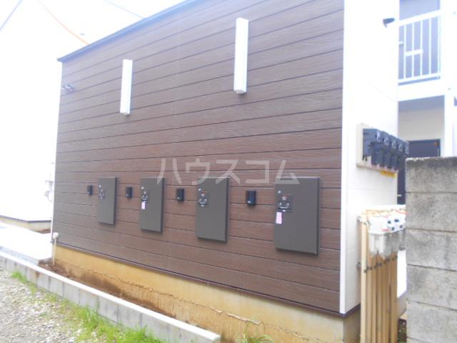 ペスカトリーチェ B号室の設備