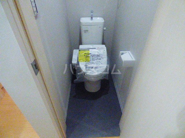 Gnosis 花見川 205号室のトイレ