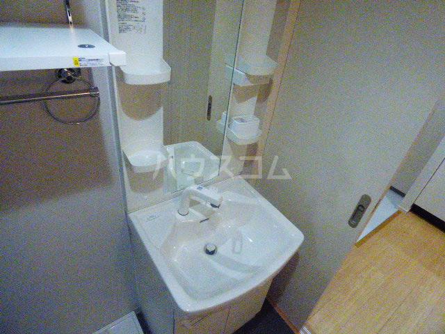 Gnosis 花見川 205号室の洗面所