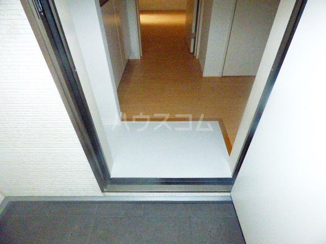 Gnosis 花見川 205号室の玄関