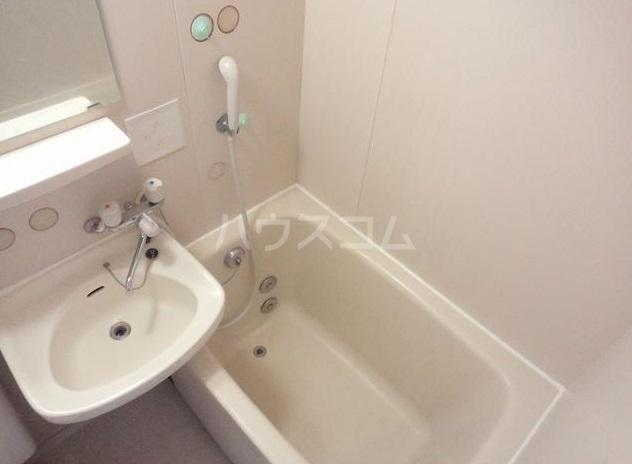 立川荘 205号室の風呂