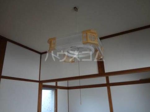 富永荘 101号室の設備