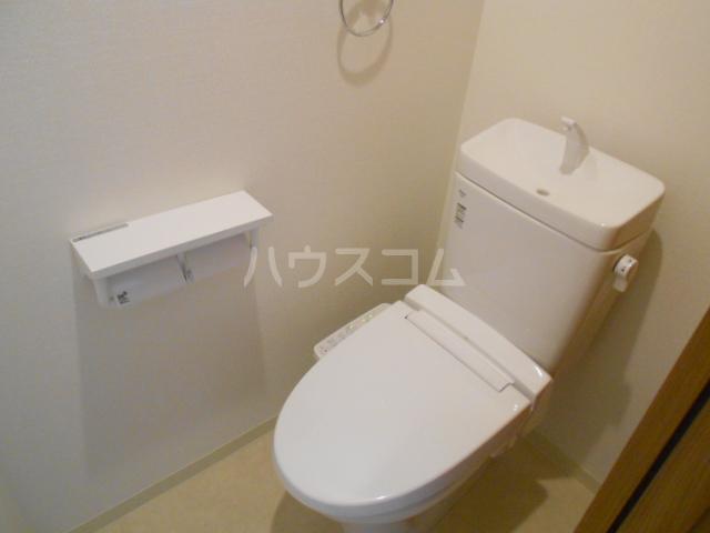 Viss津田沼 103号室のトイレ