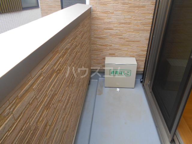 Viss津田沼 103号室のバルコニー