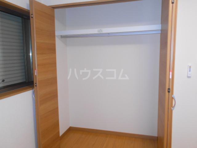 Viss津田沼 201号室の収納