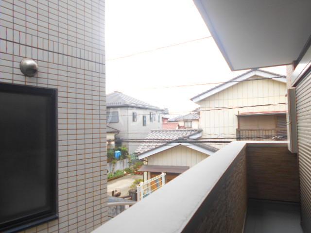 Viss津田沼 201号室の景色