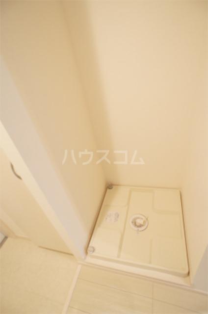 リブリ・エフ・エヌ 201号室の洗面所