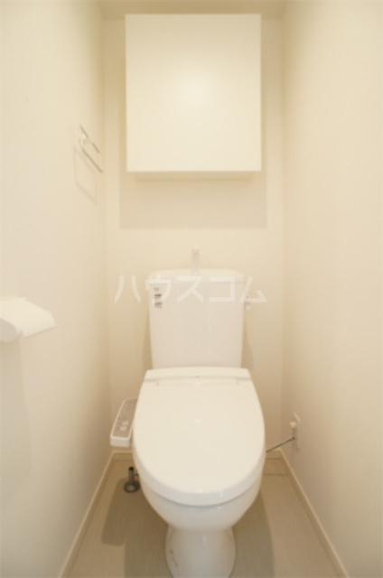 リブリ・エフ・エヌ 201号室のトイレ