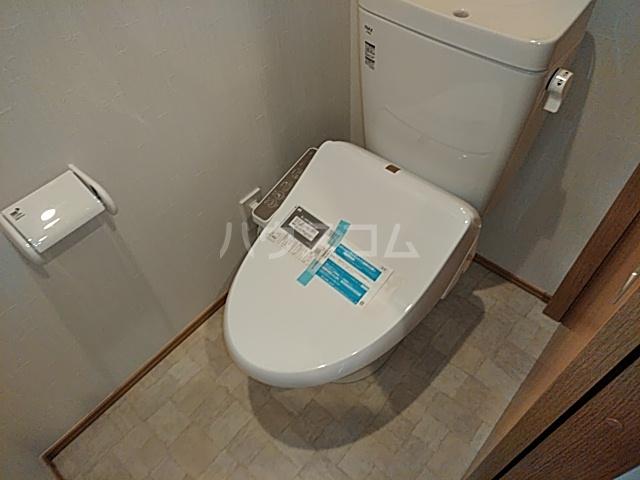 (仮称)キャメル東船橋Ⅱ 205号室のトイレ