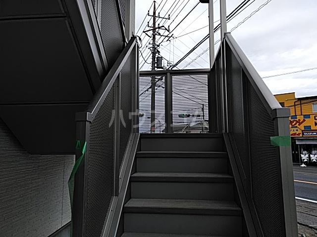 (仮称)キャメル東船橋Ⅱ 205号室のロビー