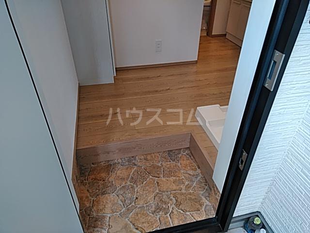 (仮称)キャメル東船橋Ⅱ 205号室の玄関