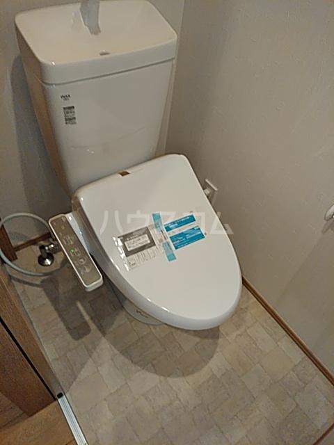(仮称)キャメル東船橋Ⅱ 303号室のトイレ