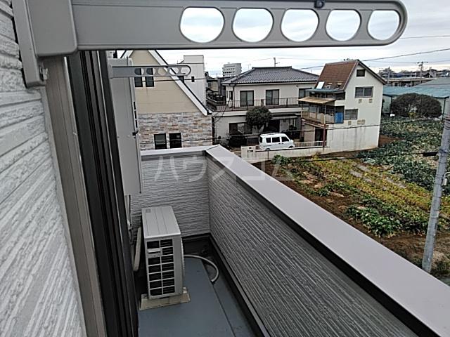 (仮称)キャメル東船橋Ⅱ 303号室のバルコニー