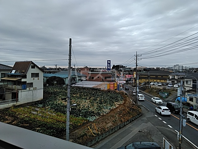 (仮称)キャメル東船橋Ⅱ 303号室の景色