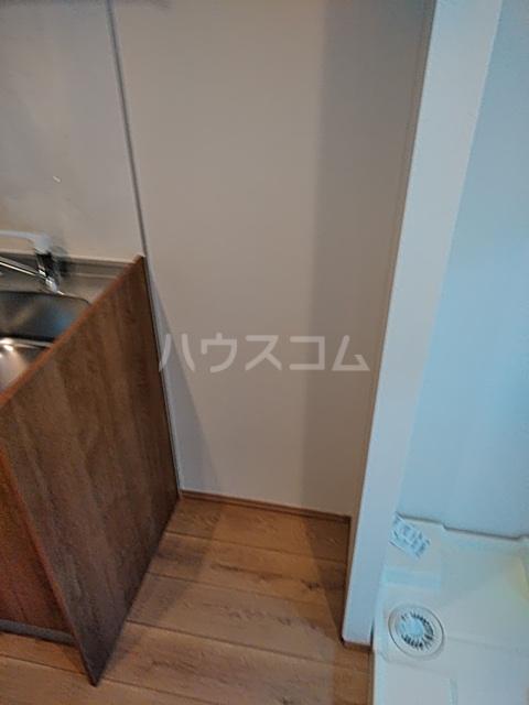 (仮称)キャメル東船橋Ⅱ 303号室のキッチン