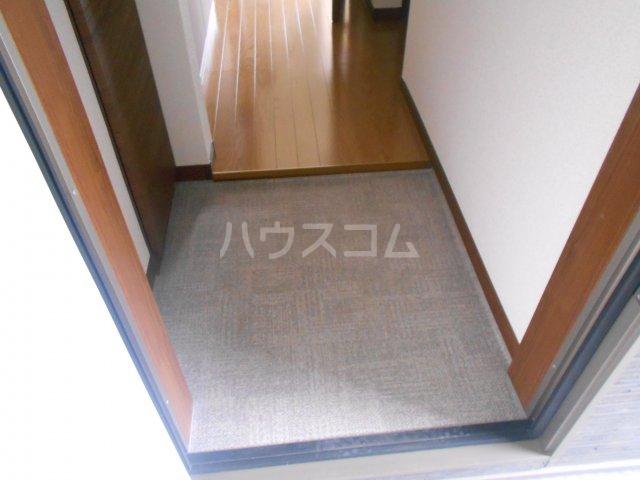 フローリッシュ津田沼Ⅲ 101号室の玄関
