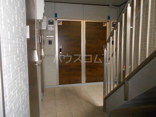 ベラーノ津田沼 103号室のエントランス